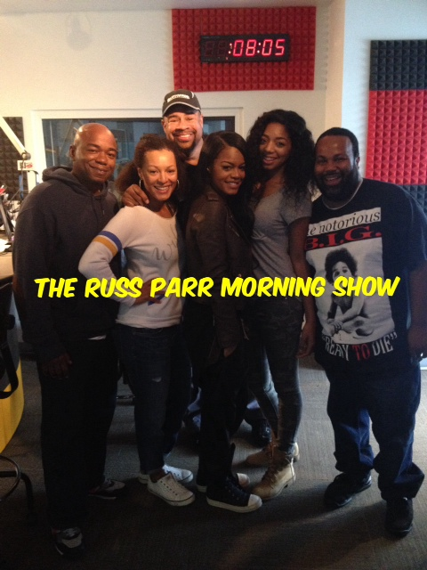 Russ Parr Morning Show Pictures 102