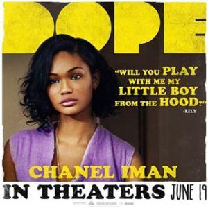 Chanel Iman DOPE